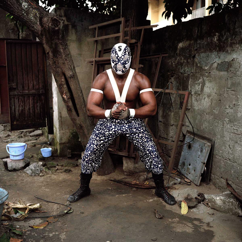Congolese Wrestlers