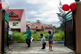 LAGUNA, PHILIPPINES - July 2012.