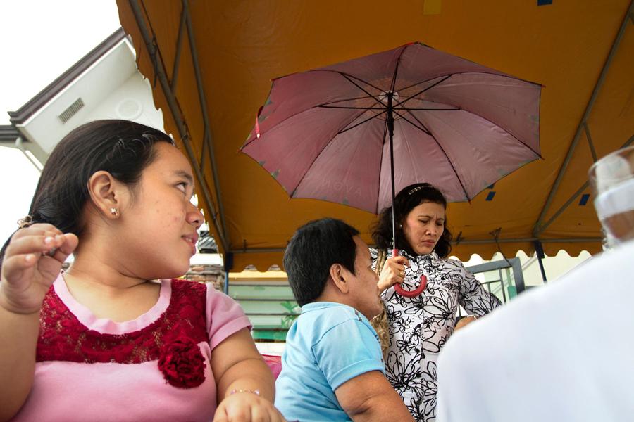 LAGUNA, PHILIPPINES – July 2012.