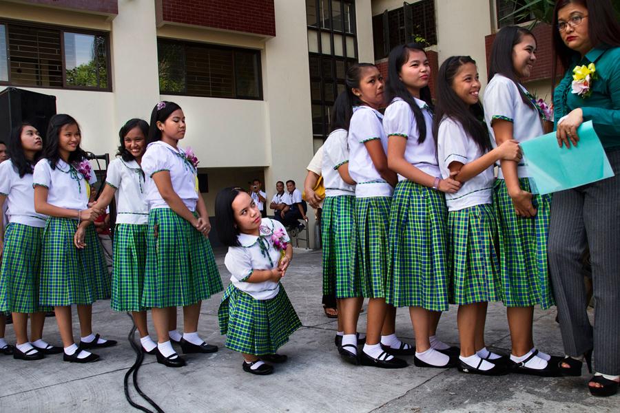 MANILA, PHILIPPINES - July 2012.