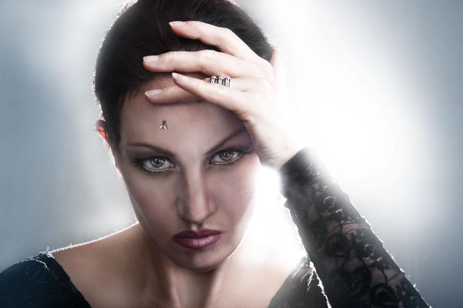 The portraits of Vibeke Johansson