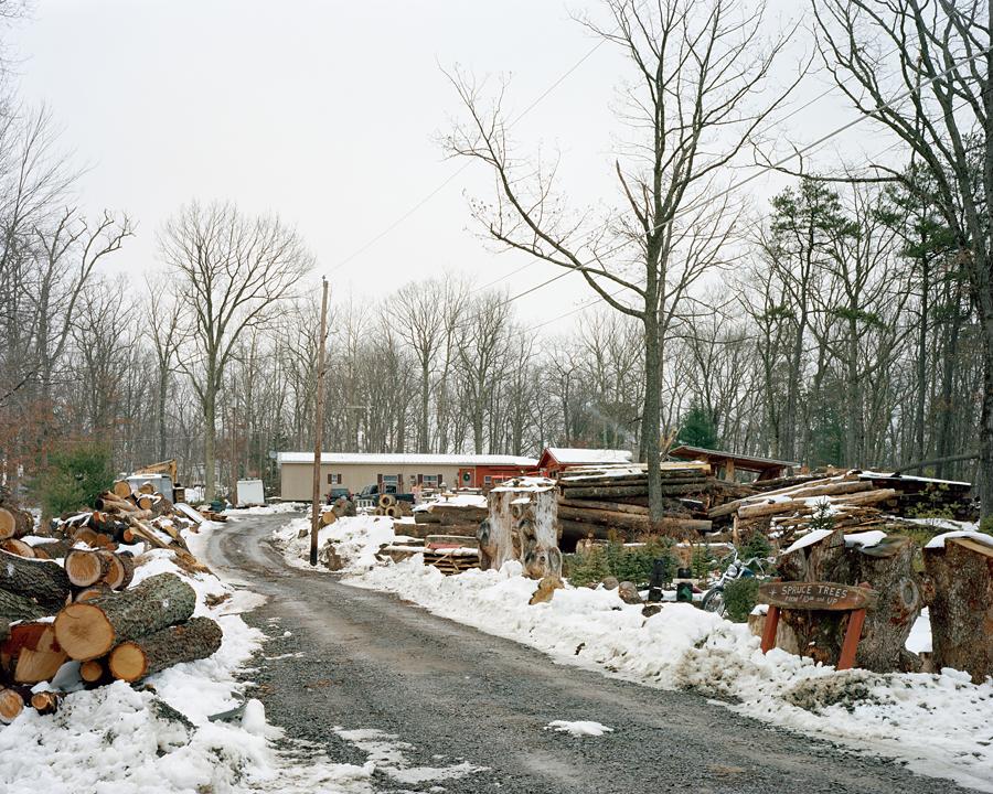 Saw Mill Services, Shohola, PA 1_11_13 001