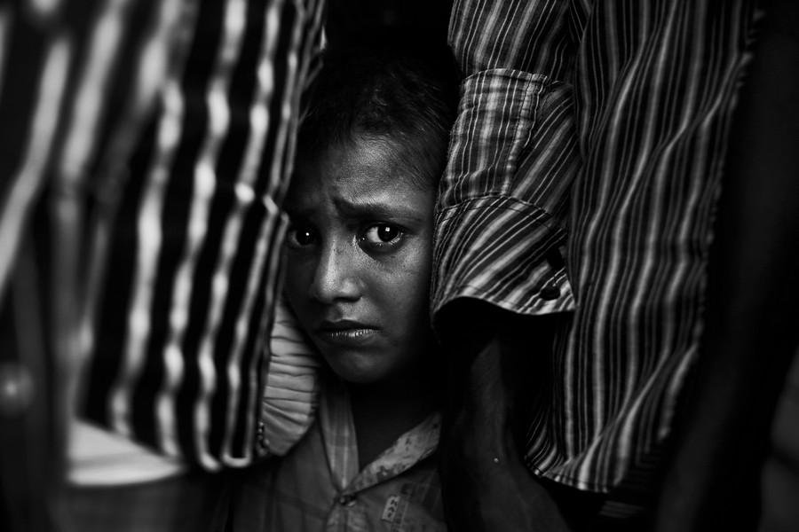 Savar Tragedy by Turjoy Chowdhury