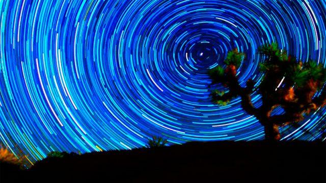 Sunchaser Star Trails