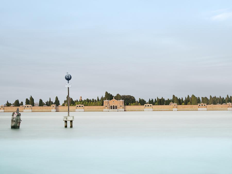 Venice-Isola San Michele