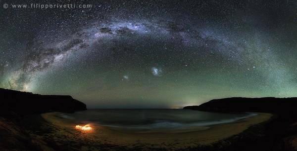 Arcs, Australia