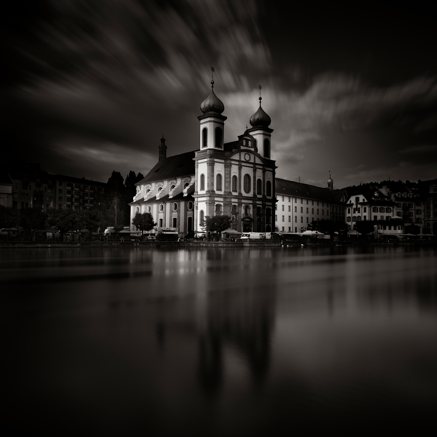 Jesuitenkirche l Lucerne 2013