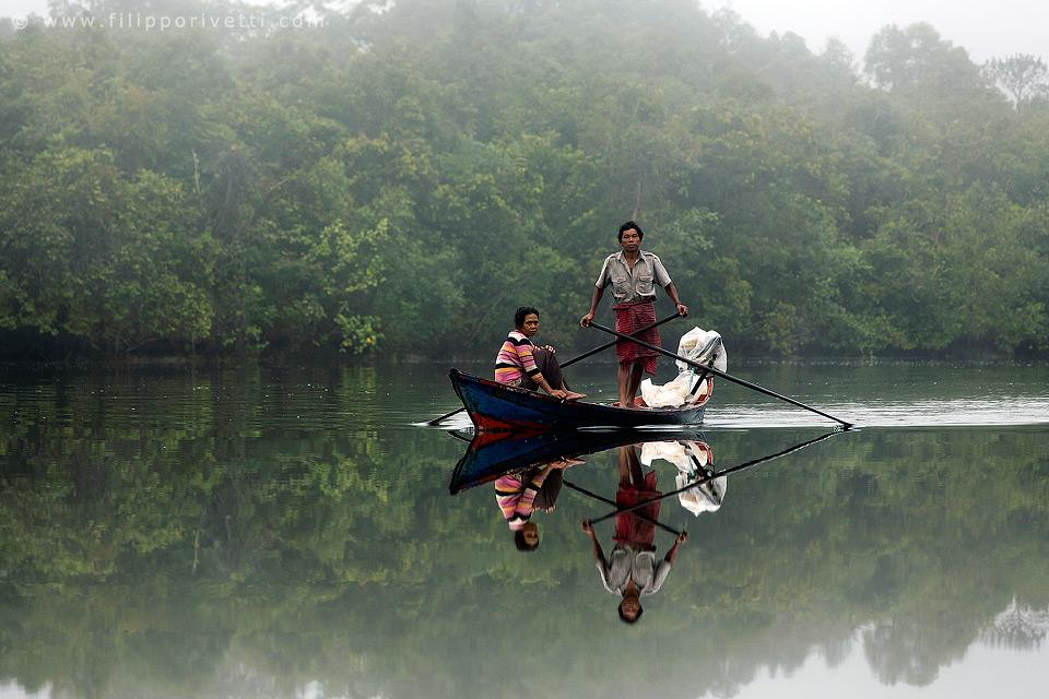 River Mist, Cambodia