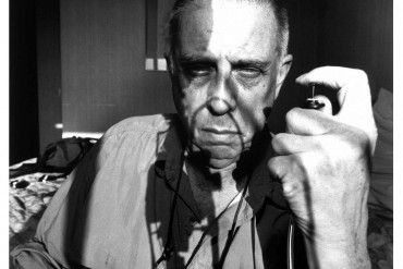 lee-friedlander-self-portrait