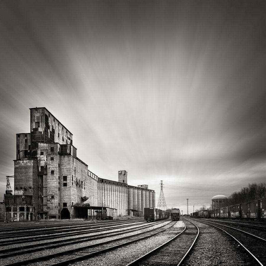 Cargill-Train-Yard