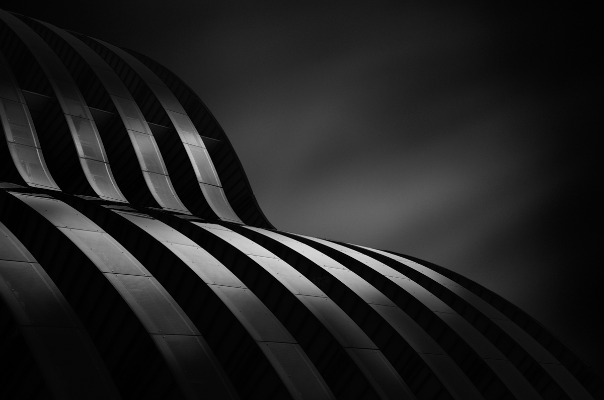 Striped dunes