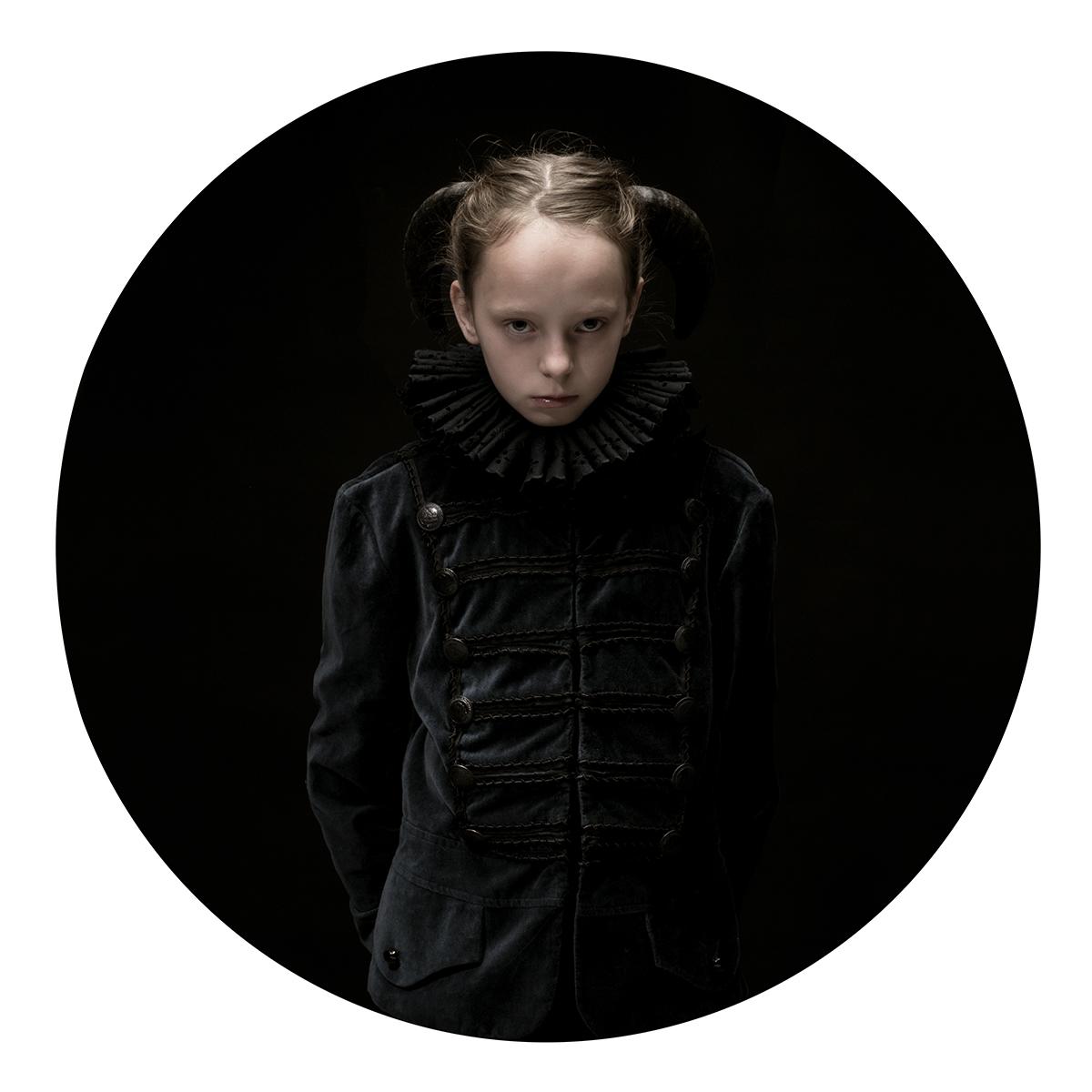 Childhood Lost IV 40x40