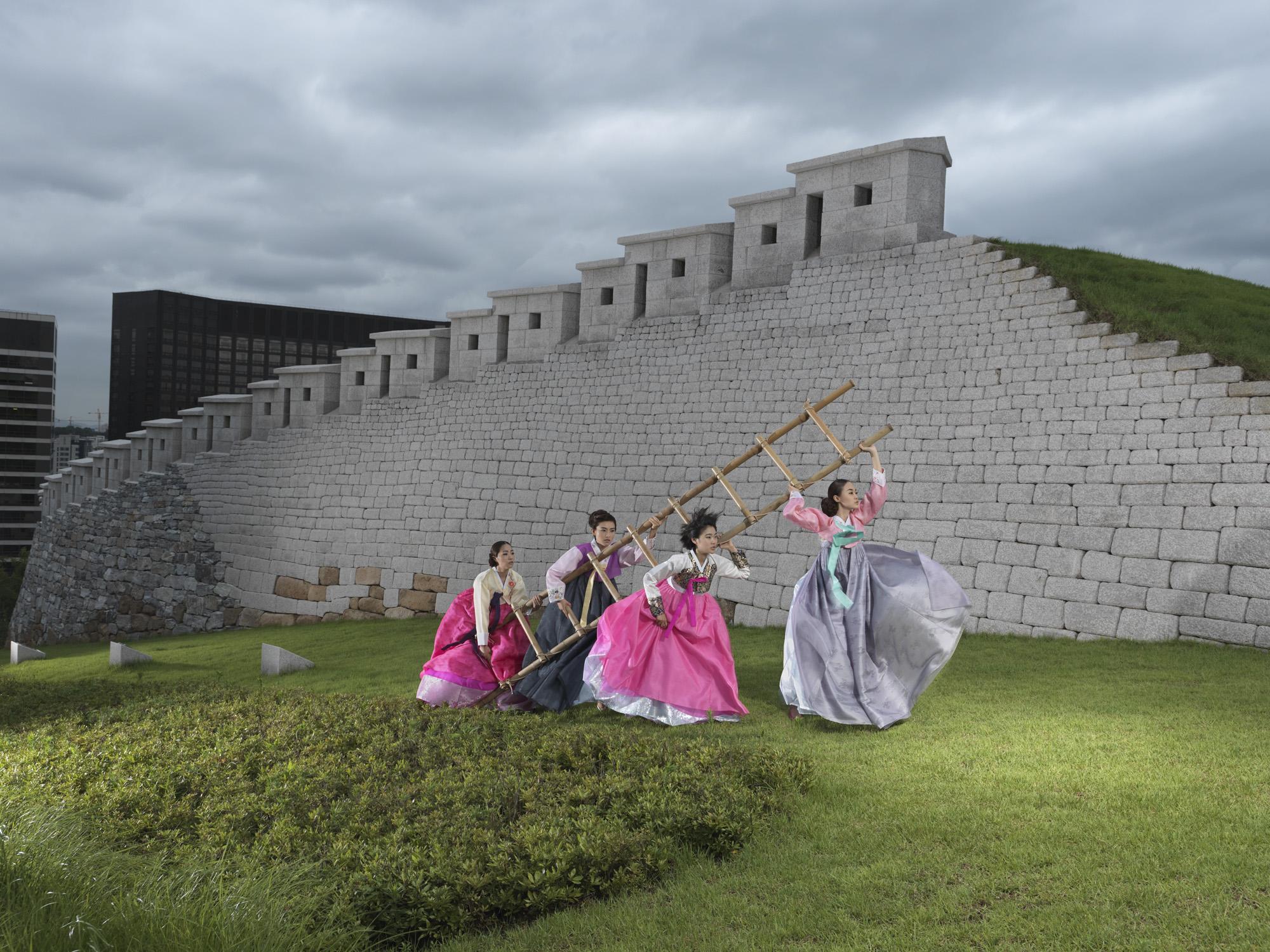 Korea_Ladder