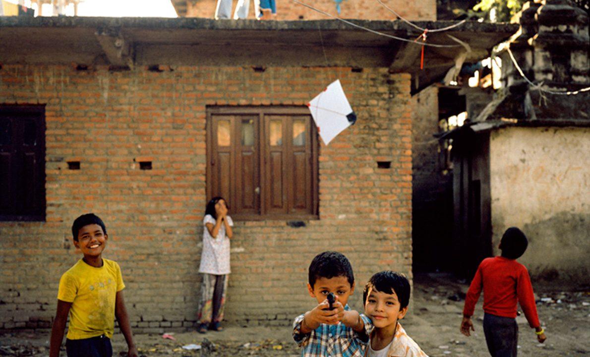 The Gang of Kathmandu by Filippo Zambon
