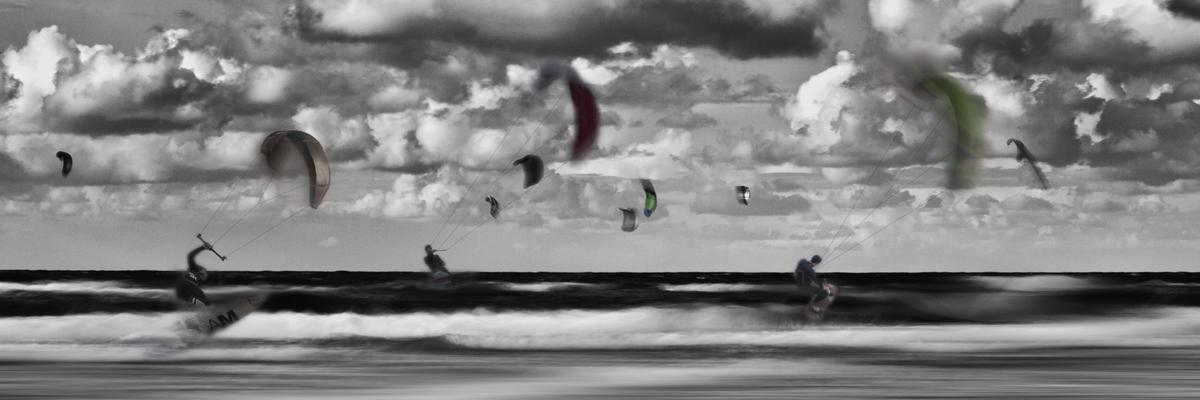 Kite Surfers 02