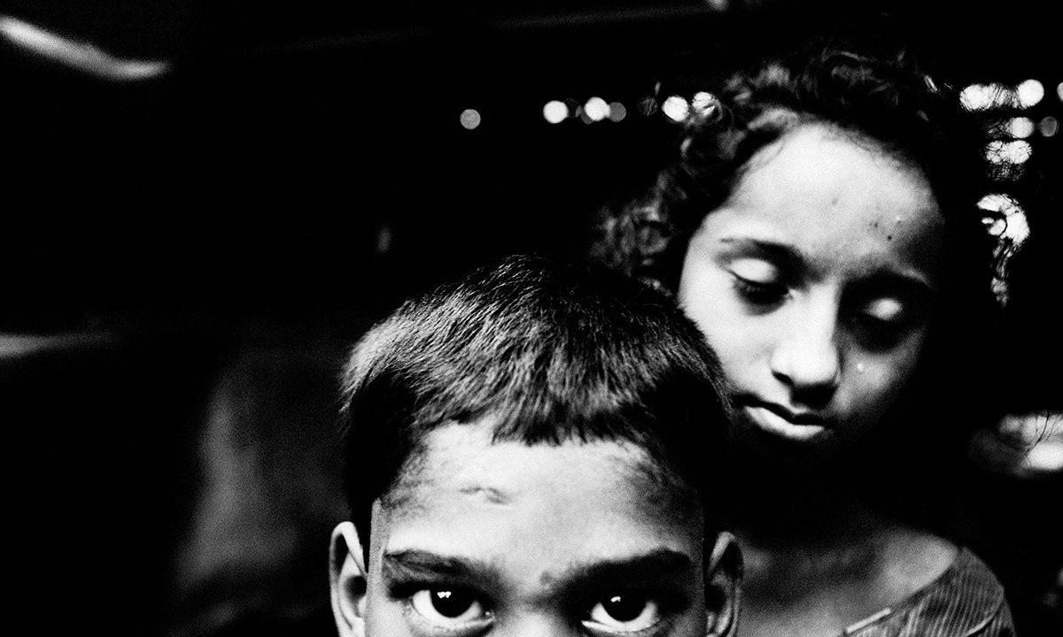 Morten Germund:Shadow City,Mumbai