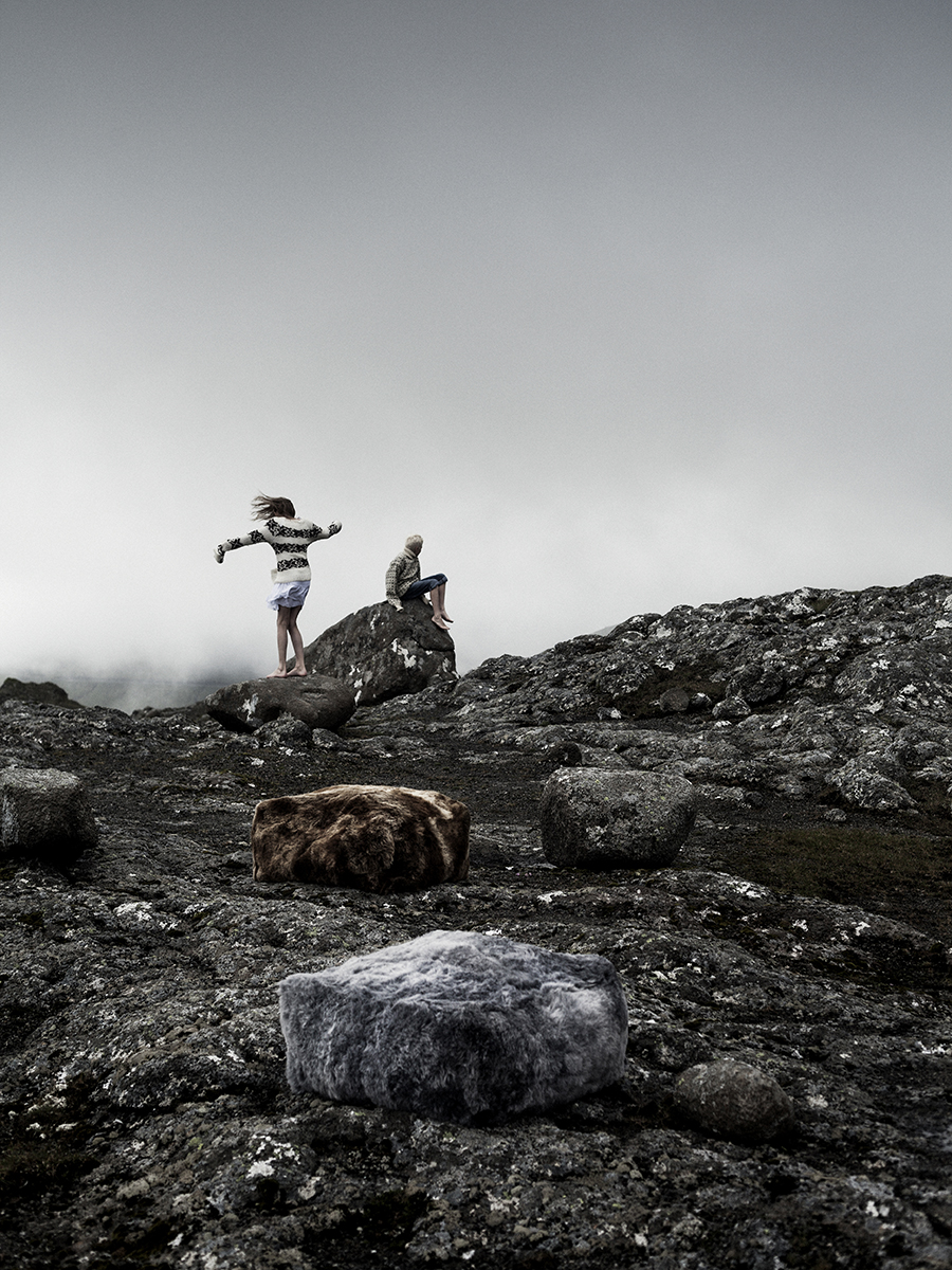 Campaign for The Organic Sheep. Finalist in Sony World Photo Awards 2014.