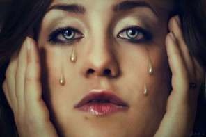 the beauty of weeping