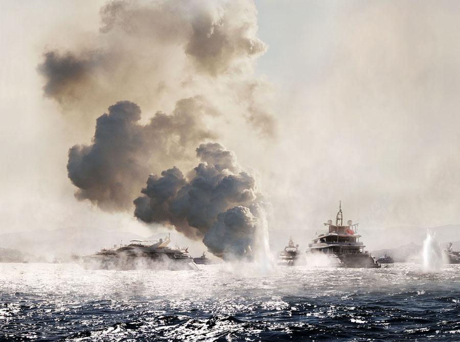 Battleship by Vincent Debanne