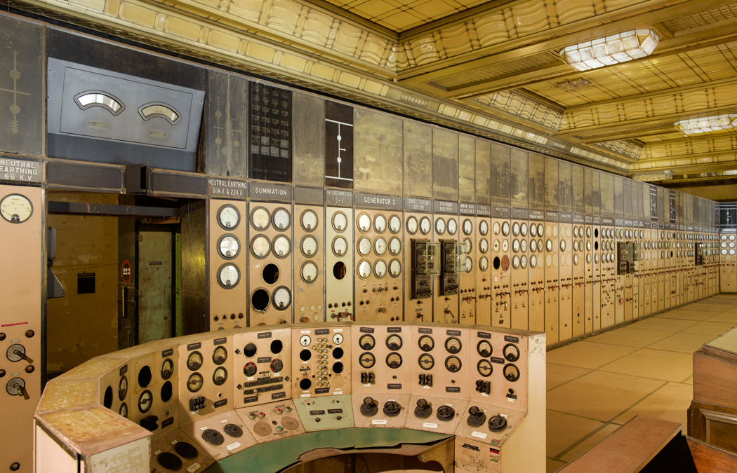 Battersea_power_station_control_room_A_side, credit photographer Peter Dazeley
