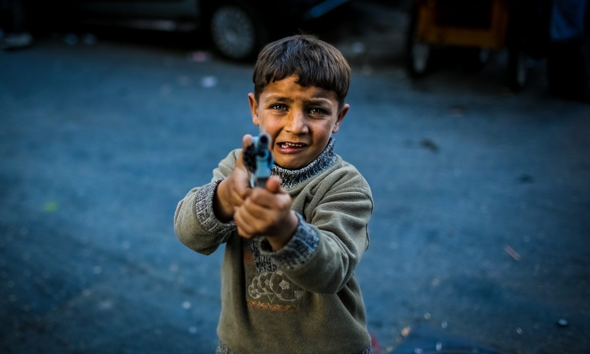 Fleeing for life: Syrian refugees in istanbul by Turjoy Chowdhury