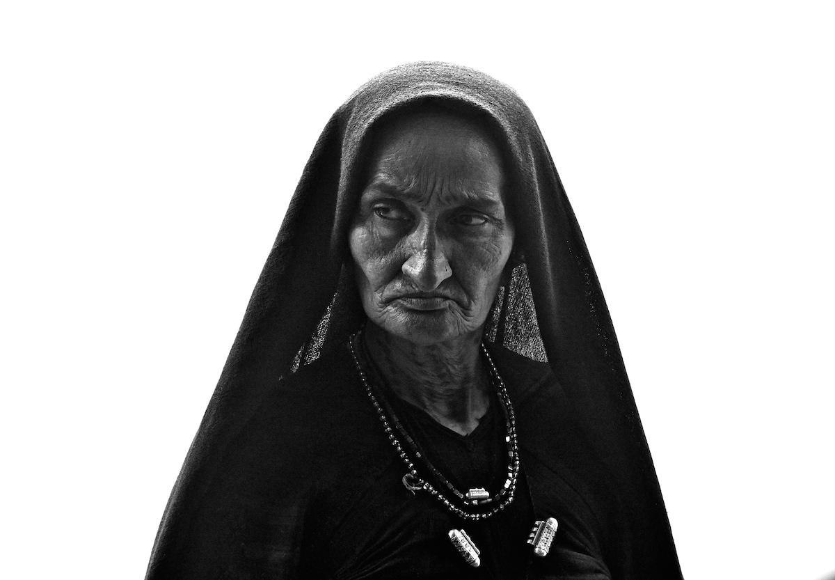 Indian Woman Hugo Hentoff