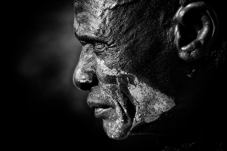 Intensity - Karo tribe Trevor Cole