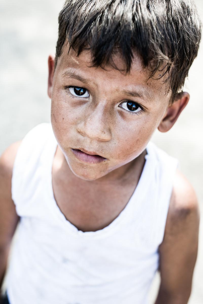 Nicaraguan Child Hugo Hentoff