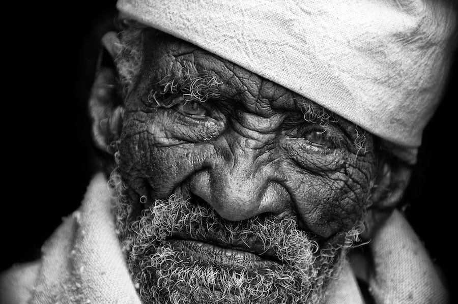 Old monk, Gheralta