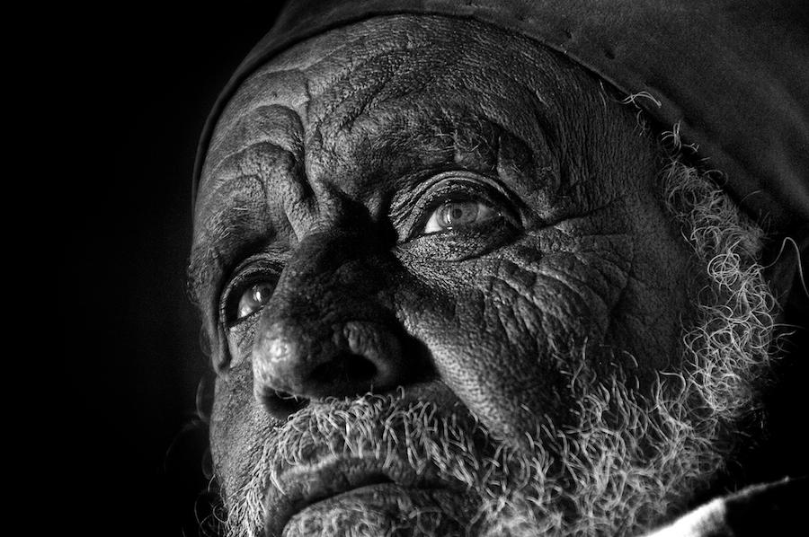 Old priest, Gheralta Trevor Cole