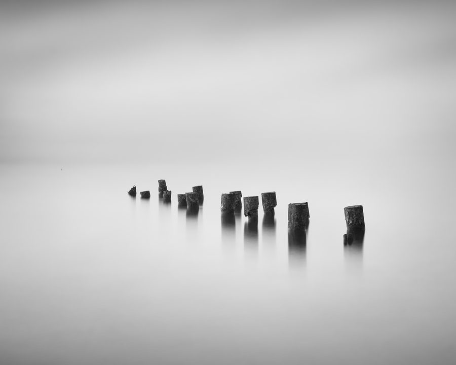 Monochrome seascapes by Aleksandr Smirnov