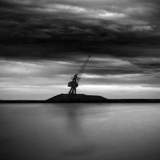 Pier with Crane George Digalakis