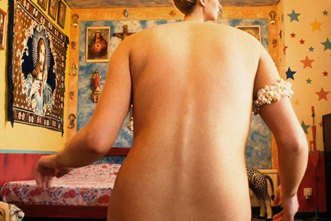 Perspective Nude by Alva Bernadine