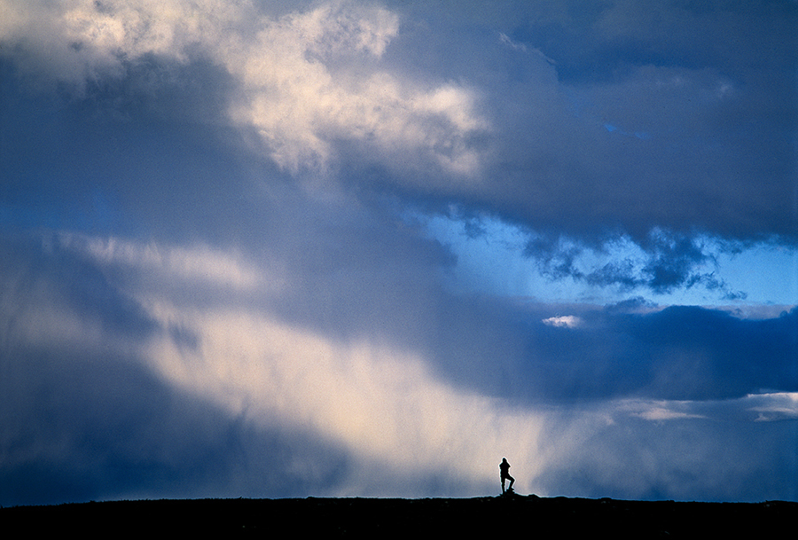 Scouting Clouds Mikael Ackelman