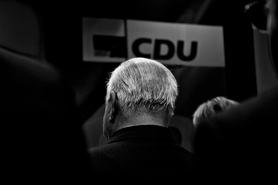 Wahlkampfrituale - Macht und Ritual