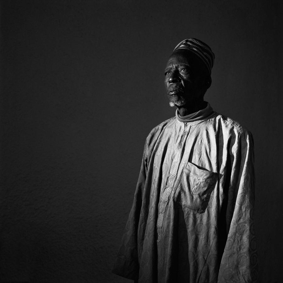 Tirailleur nigŽrien, Maradi, Niger, 2008. Philippe Guionie