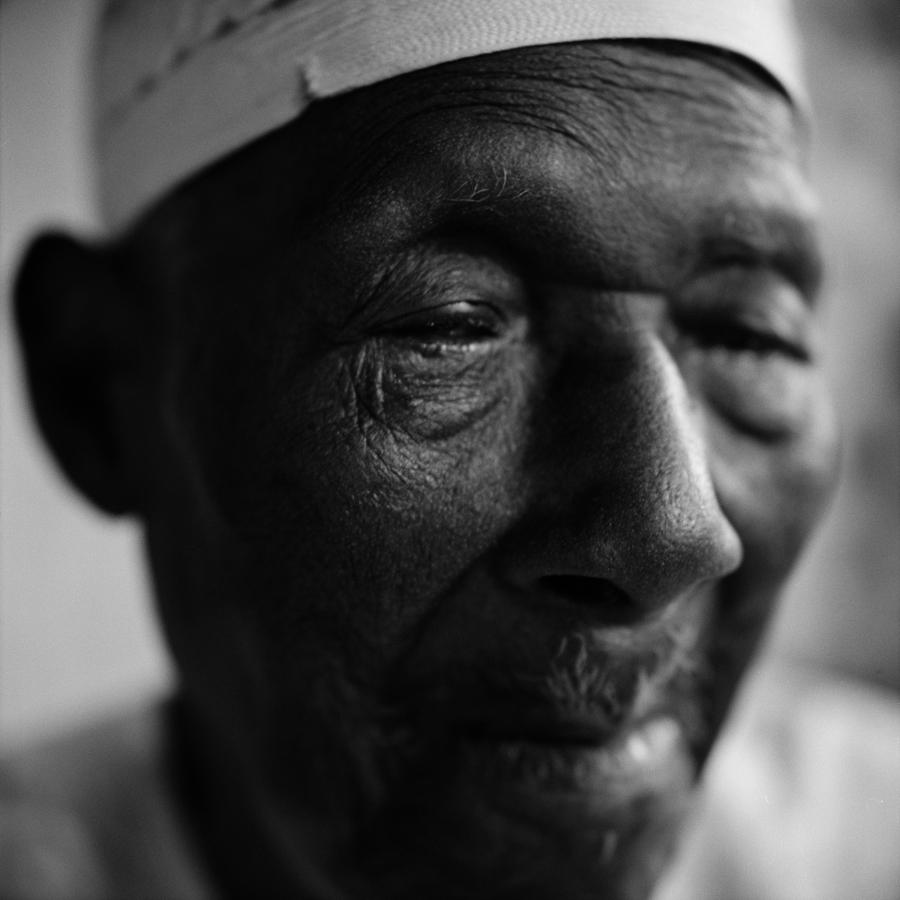 Tirailleur malien, Bamako, Mali, 2009.