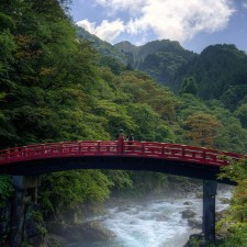 13 The bridge of Nikko