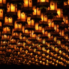 20 Thousand lanterns