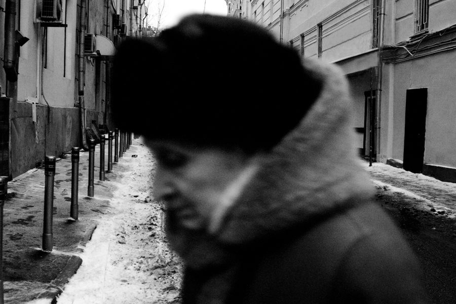Moscow White Dreams By Rosa Rodriguez