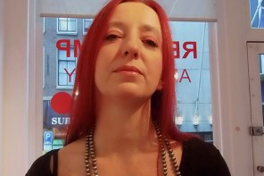 Sonia Arata Director of Red Stamp Art Gallery