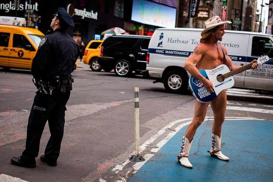 Sam Polanski / Street Photographer