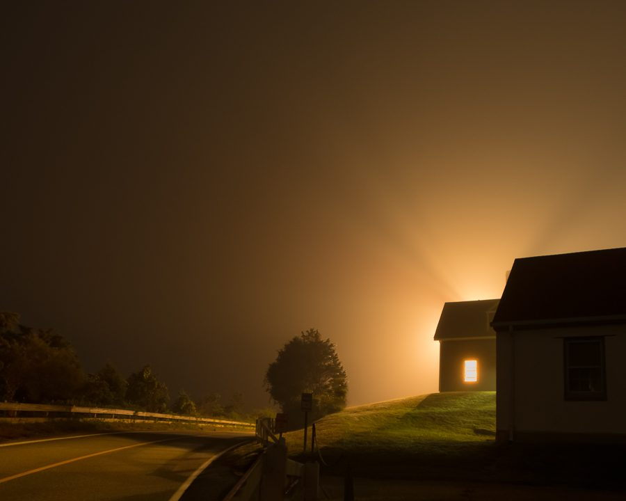 Night photography by Bob Avakian