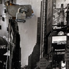 Deconstruction City of New York