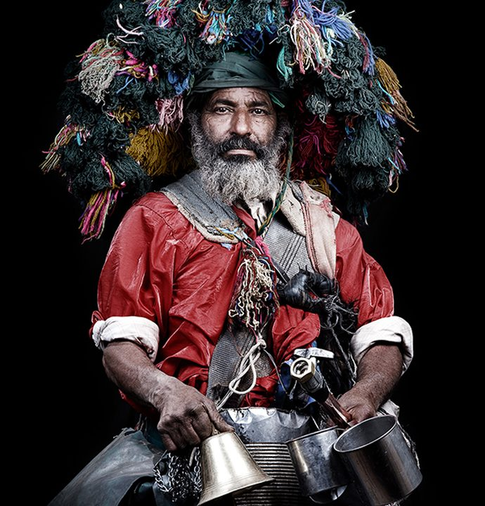 The Moroccans by Leila Alaoui