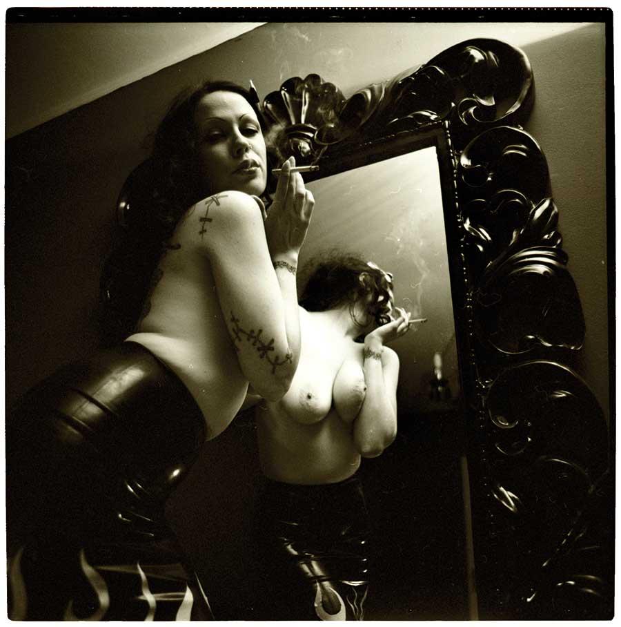 latex_portrait Ruedi Beckmann