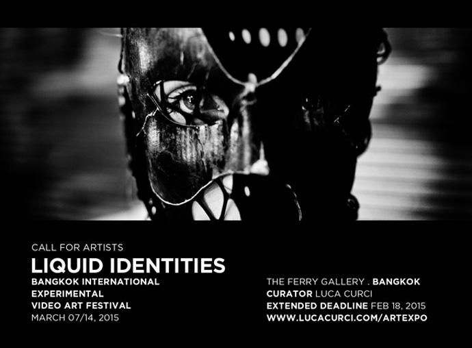 Liquid Identities – International experimental video-art festival