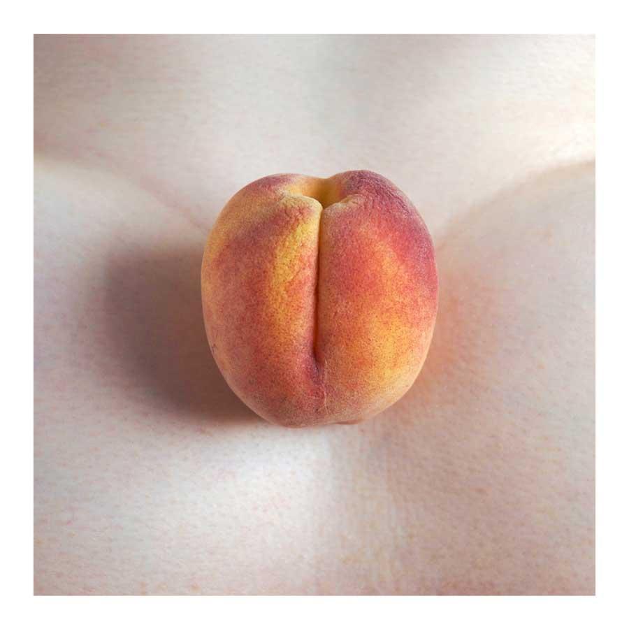 food / as the fruit burned ripe