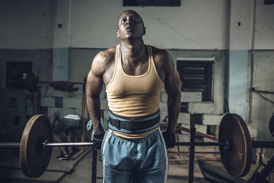 18 Body Culture / Francisco Alcalá