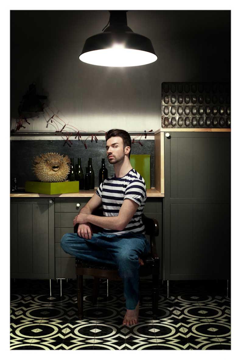 Alexandre AIX-3 Portraits photography - Jean Bastien Lagrange
